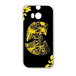 DAZHAHUI Wu-tang Fashion Comstom Plastic case cover For HTC One M8
