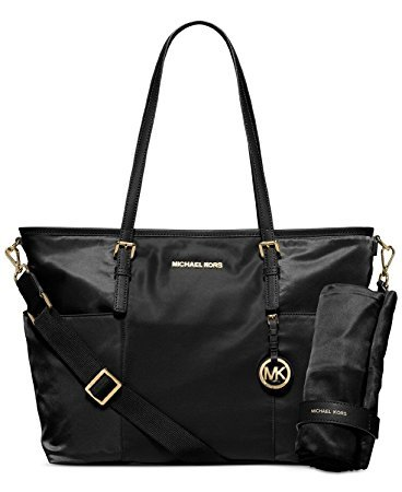 Michael Kors Jet Set Large Nylon Pocket Baby Diaper Bag