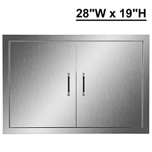 CO-Z Outdoor Kitchen Doors, 28