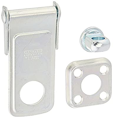 """Stanley Hardware SP911 3-1/2"""" Zinc Plated Rotating Post HaSP"""