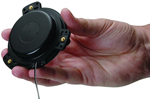 Dayton Audio TT25-8 PUCK Tactile Transducer Mini Bass Shaker 8 Ohm (Black)