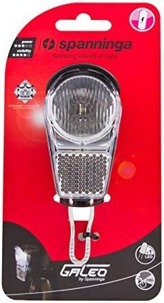 Nero Batterie per luci da Bicicletta Schwarz - Schwarz Spanninga