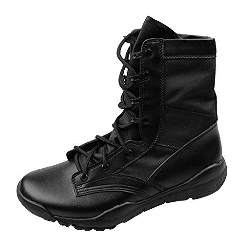 MagiDeal Men Outdoor Boots Hunting Climbing Hiking Trekking Lightweight Shoes UK Size 6, 7, 8, 9, 10