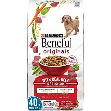 Purina Beneful Originals With Real Beef Dog Food 40 lb. ()