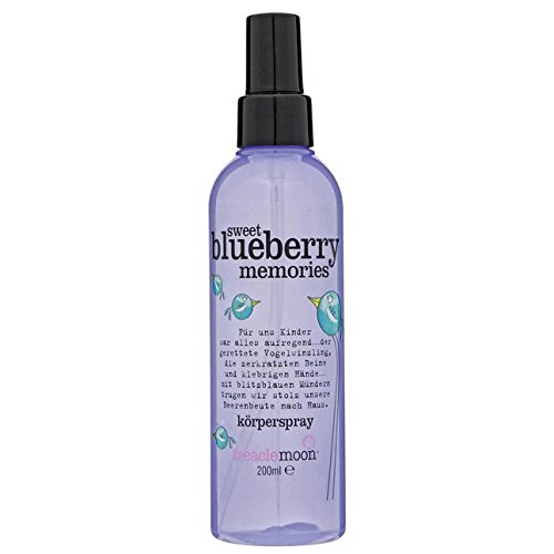 Treaclemoon Körperspray Sweet blueberry mamories 200 ml