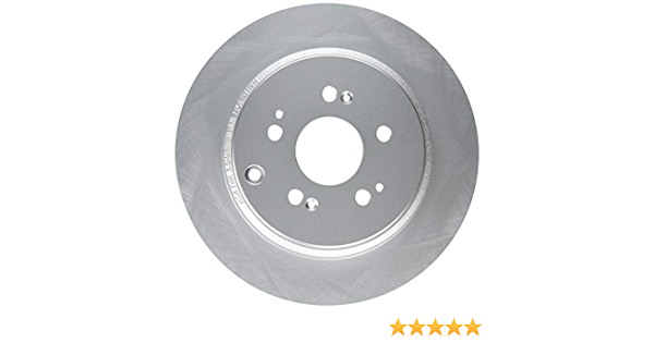 1 Pack Raybestos 980606FZN Rust Prevention Technology Coated Rotor Brake Rotor
