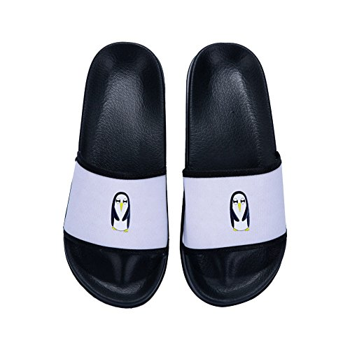 Home Slippers Women Summer Leisure Sandals shoes Penguin Beach Slippers