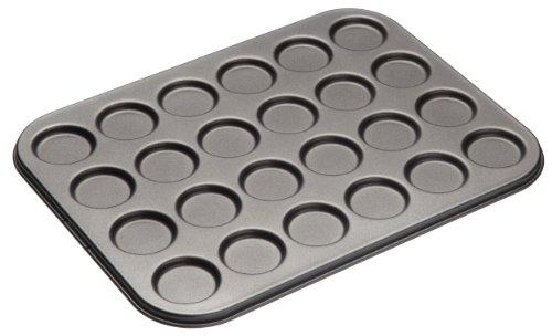 Whoopie Pie Pan (MasterClass Non Stick 24 Hole Whoopie Pie / Macaroon Pan, 13.75