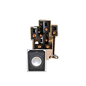 klipsch rb 51 ii home theater system free sub. Black Bedroom Furniture Sets. Home Design Ideas