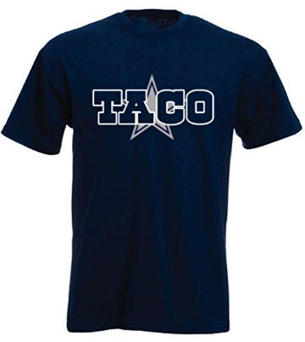 "The Silo NAVY Dallas Taco ""Logo"" T-Shirt ADULT"