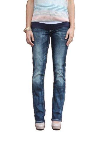Mek Maternity Jeans : Straight Leg - Oaxaca (25W x 34L) in the UAE ...