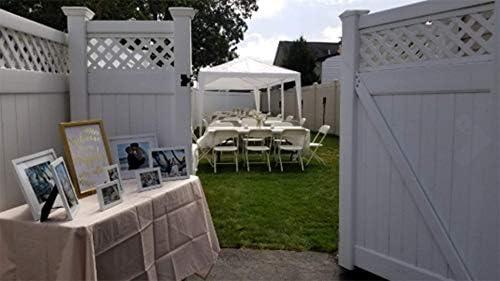 Amazon.com: Gooasis - Tienda de campaña para fiestas de boda ...