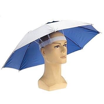 PhilMat Plegable dom pesca paraguas golf senderismo tapa sombrererÃa acampar cabeza sombreros al aire libre