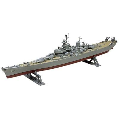 Revell 1: 535 USS Missouri Battleship: Toys & Games