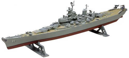Revell 1:535 Uss Missouri Battleship from Revell