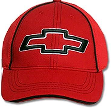 Bundle with Driving Style Decal White Gregs Automotive Compatible Chevrolet Bowtie Hat Cap Flex-Fit
