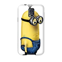 Forever Collectibles Minions Wllpaper Hard Snap-on Galaxy S5 Case