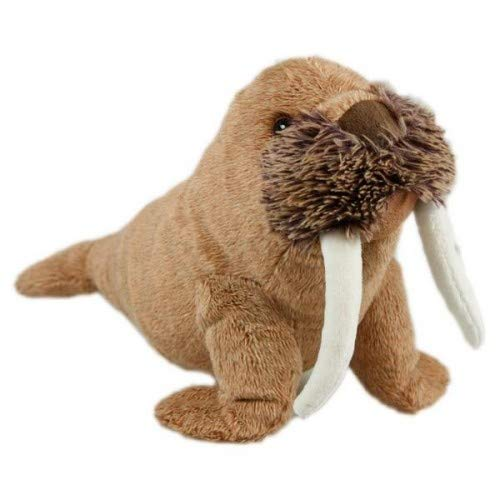 Winston Walrus Squeaking Dog Toy (size: Large) -