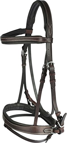 Flash Noseband Bridle - 9
