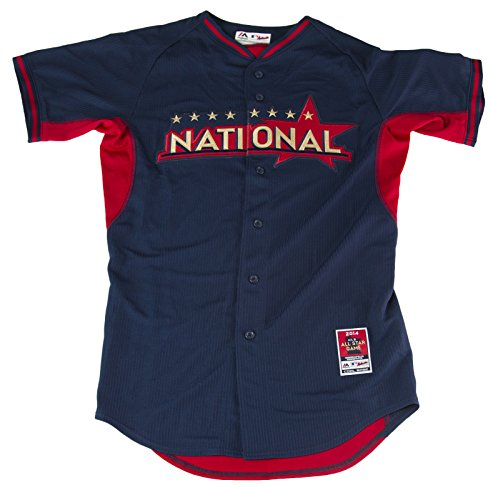 MAJESTIC Men's National 2014 All Star Game Jersey Sz 40 (Medium) - Coupons 2014 Monday Cyber