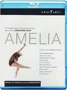 Lang: Amelia - featuring La La La Human Steps [Blu-ray] (Sous-titres français) [Import]
