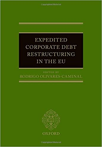 Expedited Corporate Debt Restructuring In The Eu Rodrigo Olivares