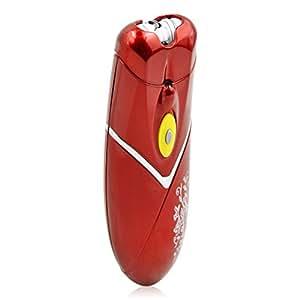BuyerKit(TM) Chialstar Slim Epilator Battery Operated Lady Epilator Tweeze Lady Leg Face Underarm Hair Body Hair Remover Shaver Trimmer