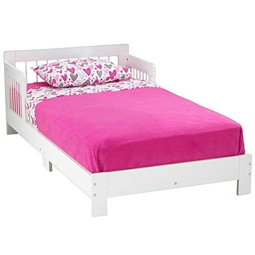 Best Delta Bed Frames - KidKraft Toddler Houston Bed,
