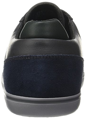 Box navy A Uomo anthracite U Geox Sneaker Grigio qT7xCg5n