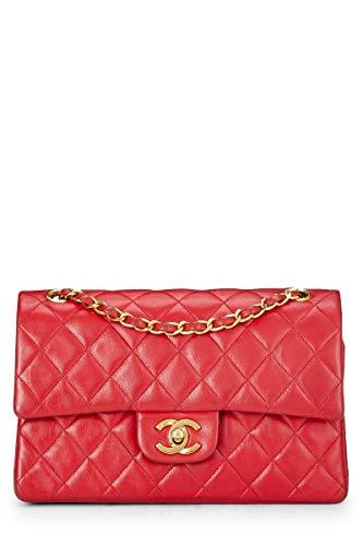 Red Chanel Handbag - 6