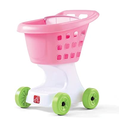 Step2 Little Helpers Shopping Cart-pink by Step2