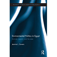 Environmental Politics in Egypt: Activists, Experts and the State (Routledge Studies in Middle Eastern Politics)