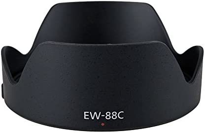 ADAPTOUT MARCA FRANCESA EW88C Parasol tipo EW-88C para objectivo CANON EF 24-70mm f//2.8 L II USM