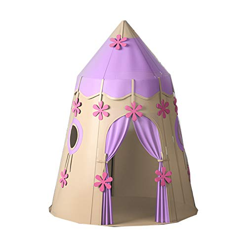 Global-tent Farblich Passendes Kinderspielzelt, Faltbarer Prinzessinnenraum Im Jurtenschloss, Eine Reihe Von Humanisierter Designsicherheit Und Umweltschutz D