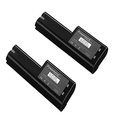Powerextra 2 Pack Rechargeable 12V High Capacity 2000mAh Replacement Power Tool Battery for Makita 5092D 5092DW 6011D 6011DW