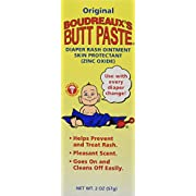 Boudreaux's Butt Paste Diaper Cream, Original, 2 Ounce (Pack of 2)