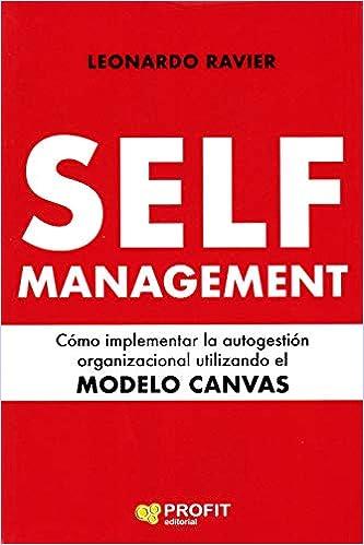 Books By Leonardo Esteban Ravier Rodriguez_self Management Como ...