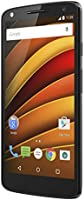 "Motorola XT1580 Smartphone Moto X Force, Pantalla de 5.4"" Inastillable, 64GB, Ranura Micro SD hasta 2 TB, Lollipop 5.1, Doble SIM Desbloqueado, negro"