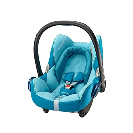 Bébé Confort CabrioFix - Silla de coche, grupo 0+, color azul