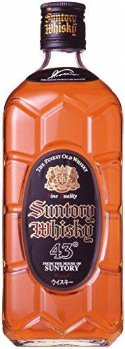 サントリーウイスキー 角瓶<黒43度> 700mlの商品画像