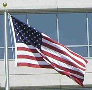 product image for 8x12' 2-ply Polyester American Flag - Heavy Duty