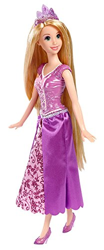 disney princess bdj52 poupe mannequin raiponce coiffure cration