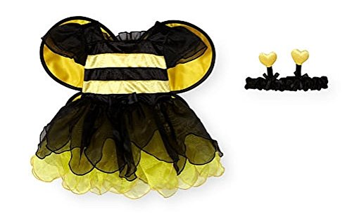 Koala Kids Baby Girls Honey Bumble Bee Costume (12-18 Months)