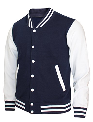 Old Navy Letterman Jacket - BCPOLO Baseball Jacket Varsity Baseball Cotton