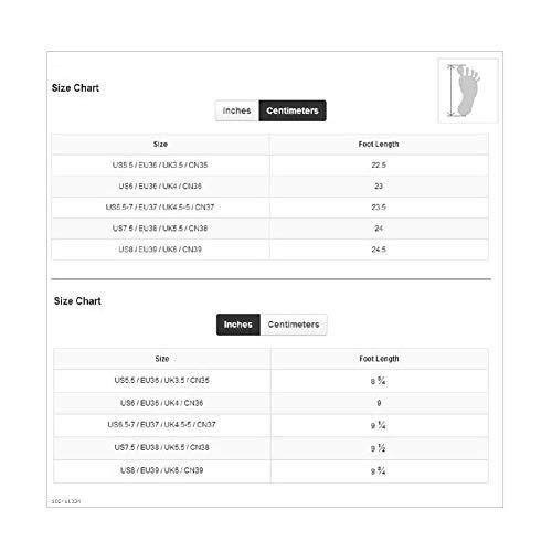 Décontractées De couleur Noir Fh Coréennes Femme Eu39 Montantes Hip 5 Chaussures Size cn40 Sport uk6 New hop vgqqIXxF