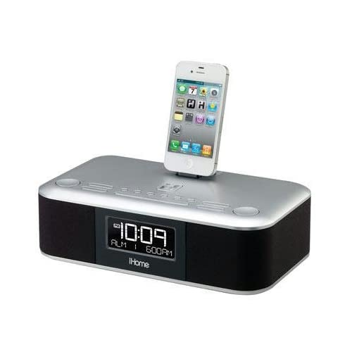iHome iD95 Stereo System with Dual Alarm...