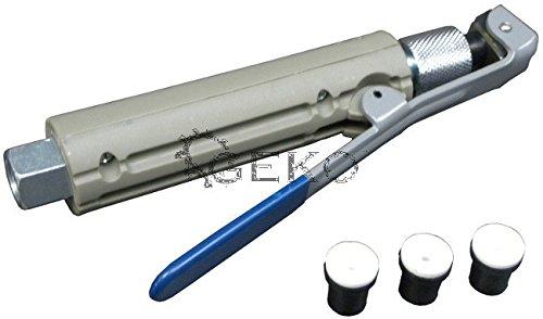 Pistola de chorros de arena con puntas de cerá mica BSD