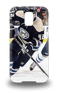 Hot Tpye NHL Columbus Blue Jackets Artem Anisimov #42 3D PC Case Cover For Galaxy S5 ( Custom Picture iPhone 6, iPhone 6 PLUS, iPhone 5, iPhone 5S, iPhone 5C, iPhone 4, iPhone 4S,Galaxy S6,Galaxy S5,Galaxy S4,Galaxy S3,Note 3,iPad Mini-Mini 2,iPad Air )