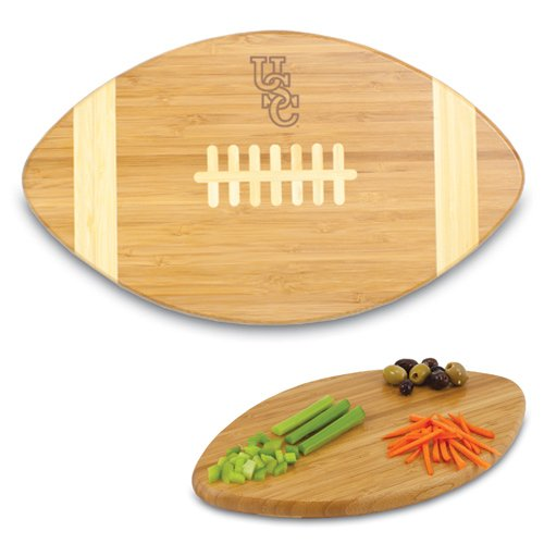 (NCAA South Carolina Fighting Gamecocks Touchdown! Bamboo Cutting Board, 16-Inch)