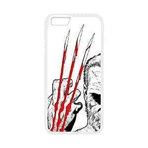 iPhone 6 4.7 Inch Cell Phone Case White Bloody Blades Hlhcz